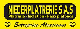 Niederplatrerie | Artisan Plâtrier