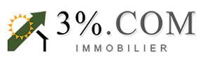 3%.COM Immobilier :Thierry et Christelle HOSSANN