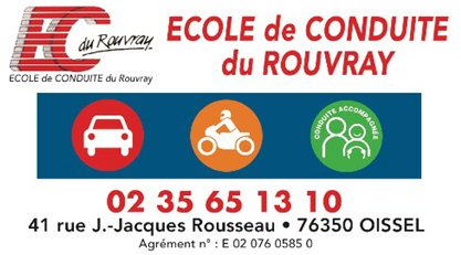 Ecole de Conduite du Rouvray - Oissel