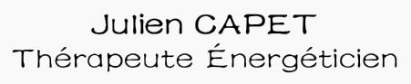 Julien Capet Thérapeute Énergéticien