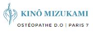 Ostéopathe D.O Paris 10 - Kino Mizukami