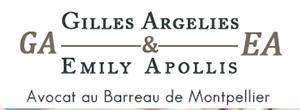 Avocat Postulant Montpellier - SCP Gilles Argellies & Emily Apollis