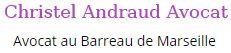 Avocat Droit du Travail à Marseille - Christel Andraud