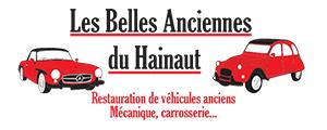 Les Belles Anciennes Du Hainaut - Garage et Carrosserie de véhicules anciens à Saint-Saulve